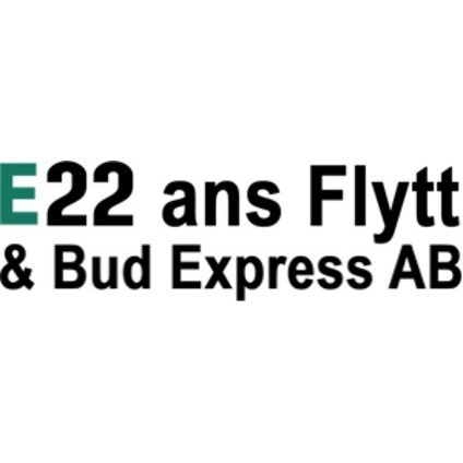 E:22ans Flytt & Bud Express AB logo