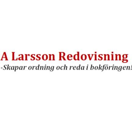 A Larsson Redovisning logo