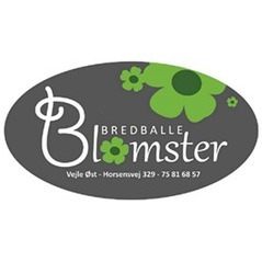 Bredballe Blomster logo