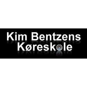 Kim Bentzen's Køreskole logo