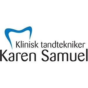 Klinisk Tandtekniker Karen Samuel - Aabybro logo