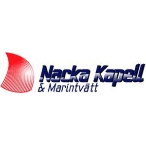 Nacka Kapell och Marintvätt AB logo