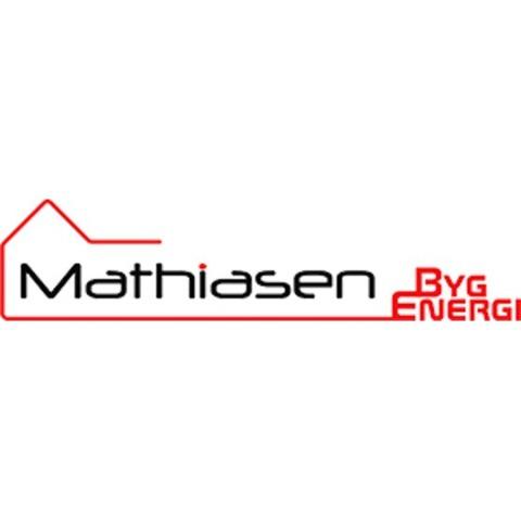 Mathiasen Byg logo