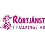 Rörtjänst i Fjälkinge AB logo