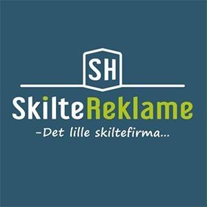 S H Skiltereklame logo