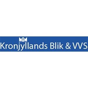 Kronjyllands Blik og VVS ApS logo