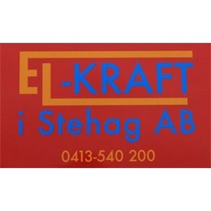 Elkraft i Stehag AB logo