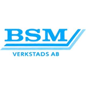 BSM Verkstads AB logo