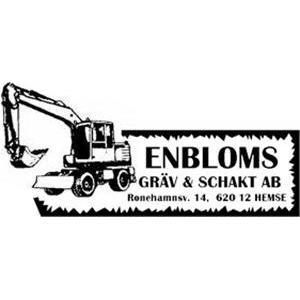 Enbloms Gräv & Schakt AB logo