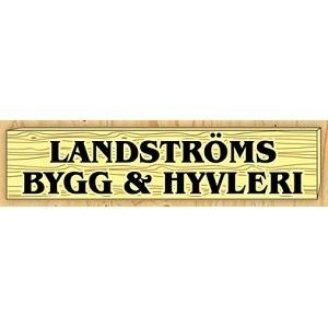 Landströms Bygg & Hyvleri AB logo