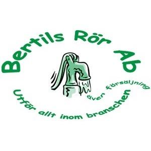 Bertils Rör AB logo