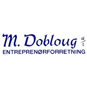 M Dobloug AS logo