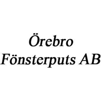 Örebro Fönsterputs AB logo