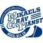 Mikaels Grävtjänst logo