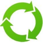 Genbrugsbutikken logo