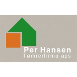 Per Hansen Tømrerfirma ApS logo