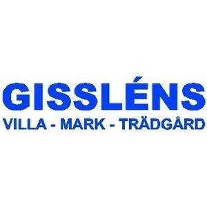 Gissléns Entreprenad AB logo