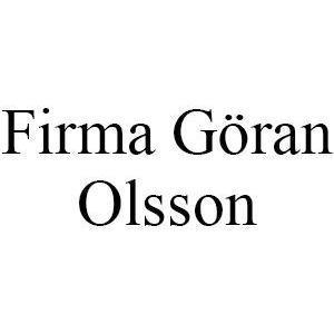 Olsson, Firma Göran logo