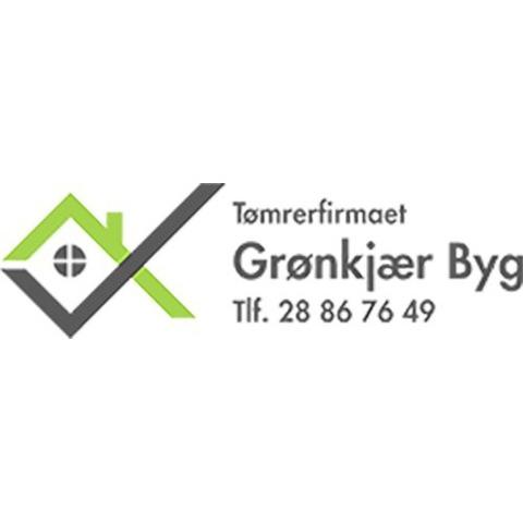 Tømrerfirmaet Grønkjær Byg logo