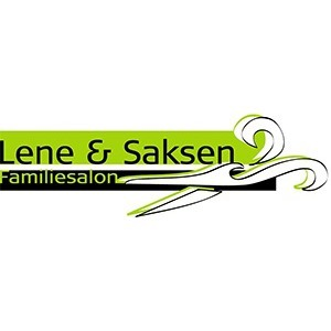 Lene og Saksen logo