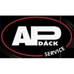 AP Däckservice i Säffle AB logo