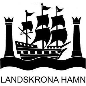 Landskrona Hamn logo