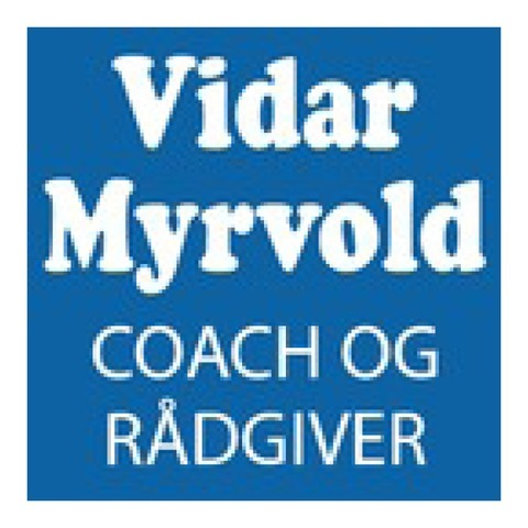 Vidar Myrvold Coach og Rådgiver logo