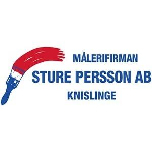 Persson AB, Målerifirman Sture logo