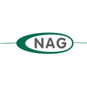 N. A. G logo