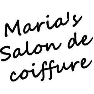 Maria's Salon de coiffure logo