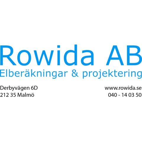 Rowida AB logo