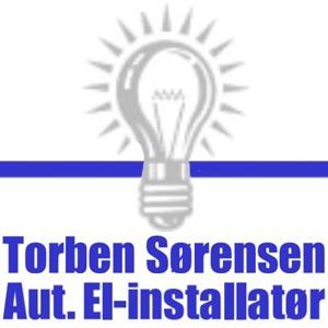 El-installatør Torben Sørensen logo