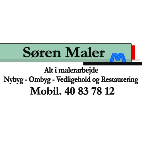 Søren Maler logo