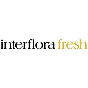 Interflora Fresh Täby logo