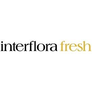 Interflora Fresh Täby logo