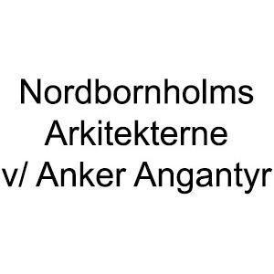 Nordbornholms Arkitekterne v/ Anker Angantyr logo