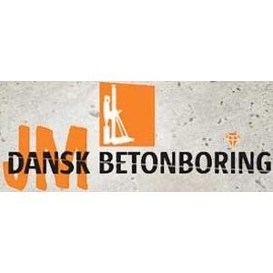 JM. Dansk Betonboring ApS logo