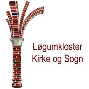 Løgumkloster Kirke logo