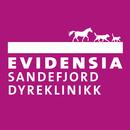 Evidensia Sandefjord Dyreklinikk logo