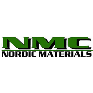 NMC (Nordic Materials Construction AS) logo