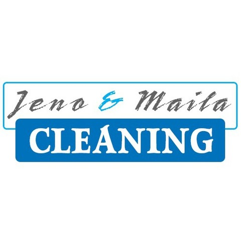 Jeno & Maila Cleaning logo
