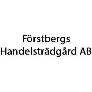 Förstbergs Handelsträdgård, AB logo