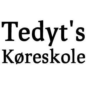 Tedyt's Køreskole logo