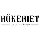 Rökeriet mellan Åhus & Yngsjö logo