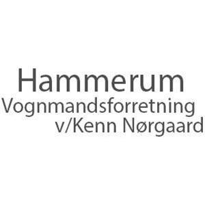 Hammerum Vognmandsforretning logo