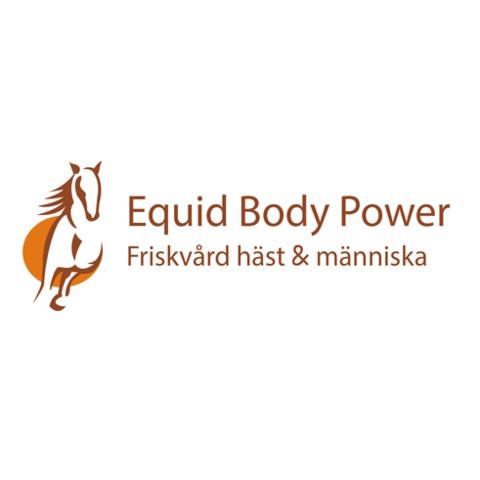 Equid Body Power Friskvård Häst & Människa logo