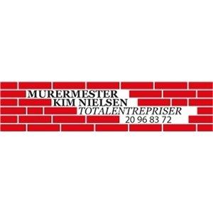 Kim Nielsen Murermester logo