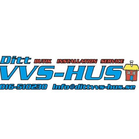 Ditt VVS Hus logo