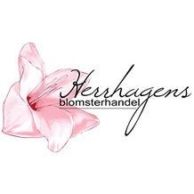 Herrhagens Blomsterhandel logo