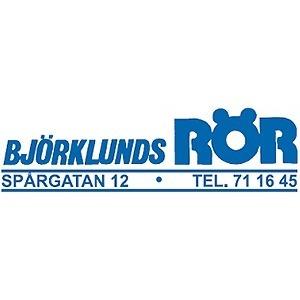 Björklunds Rör AB logo